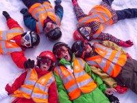Cursos infantiles de esquí