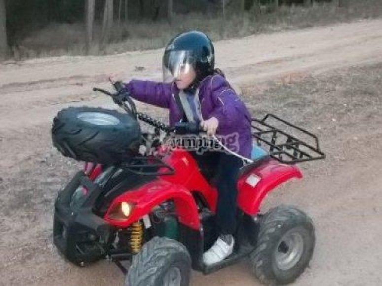 aventura sobre ruedas