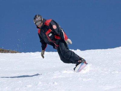 私人课程Snowboard Sierra Nevada 1小时