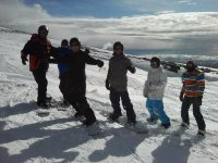私人滑雪板课程Sierra Nevada 3 h