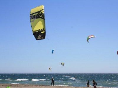 3小时对kitesurf +照片的启动课程