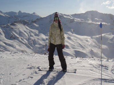 Proyecta Sport Snowboard