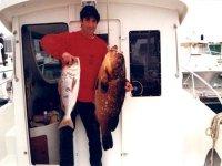 Pesca obtenida en la ruta