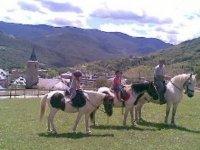 Ruta a caballo de 2 horas