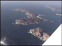 Las islas desde el cielo