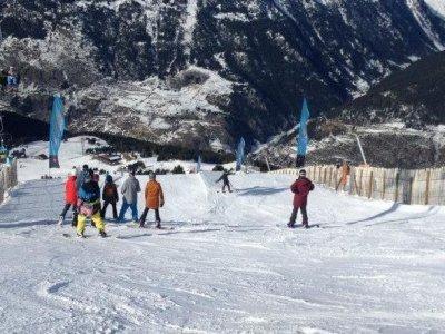 Camp 2 días Snowboard FreeStyle Grandvalira