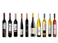 Una amplia variedad de vinos