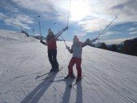 越野滑雪课程