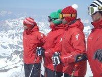 滑雪和滑雪板监视器