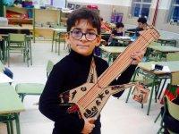 Un futuro guitarrista