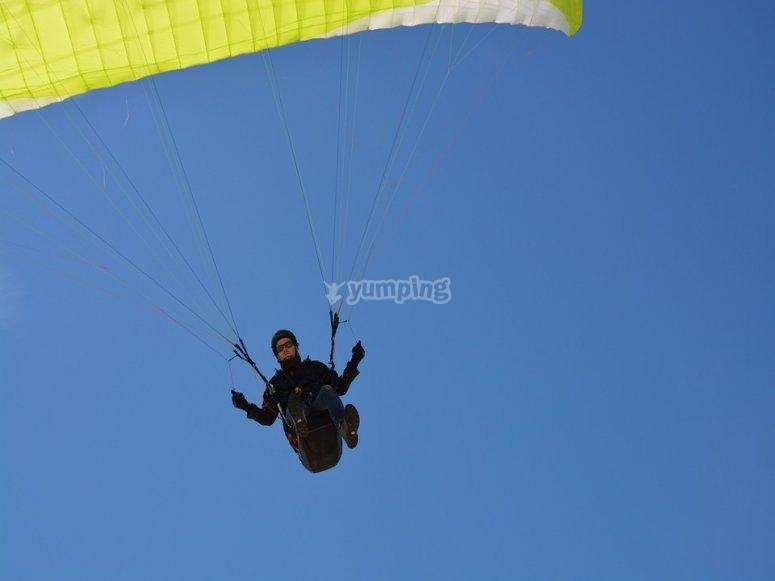 滑翔伞Uniplaza