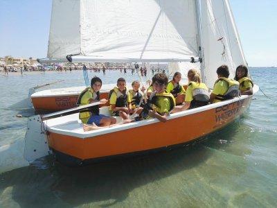 Campamento de multiaventura en Alicante 4 semanas