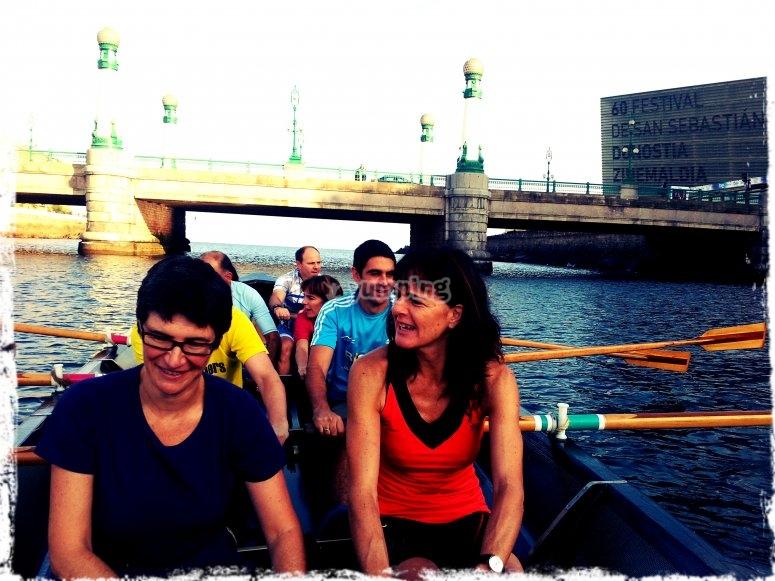 Desde el rio, al mar!