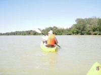 带导游或自己划船