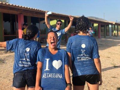 Campamento multiaventura en Alicante una semana