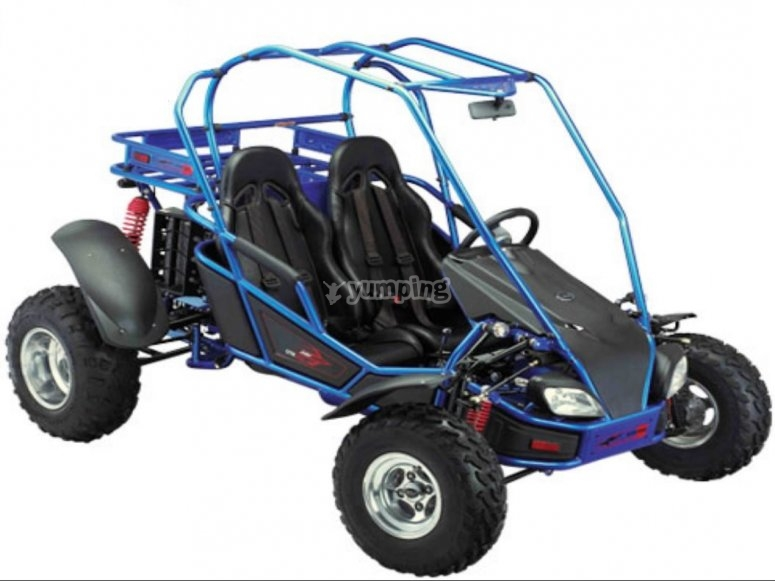Buggy Carter GTR 250