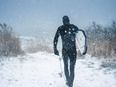 Deportes acuáticos para hacer en invierno