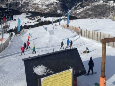 Camp 2 días Esquí FreeStyle Grandvalira