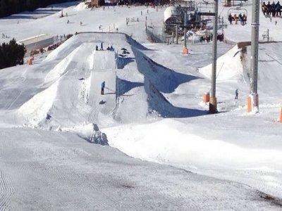 Camp 5 días esquí FreeStyle Grandvalira