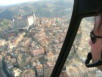 Vista del Alcazar de Toledo
