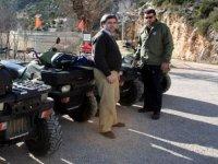 Con los quads ATV