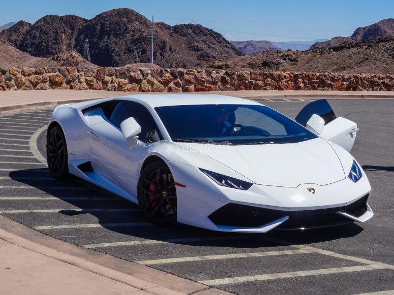 Lamborghini modelo Huracan