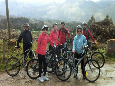 Mountain bike rental in Llanes