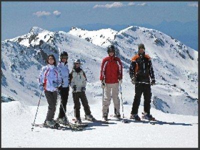 Clases particulares de Esquí Sierra Nevada 1 h