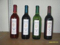 Los diferentes vinos