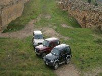 Rutas 4x4 en Teruel
