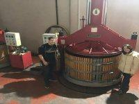 Conociendo el proceso del vino