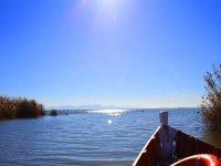 Descubre la Albufera en barca