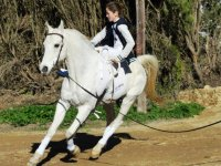 Riding Amazonian style
