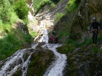 Iniciación al barranquismo en Cuenca