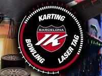 Indoor Karting Barcelona Laser Tag