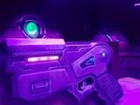Decoracion laser tag