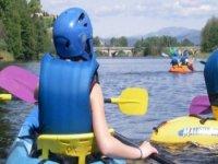 Kayak paddling tutorial