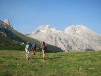 Senderismo y nordic walking