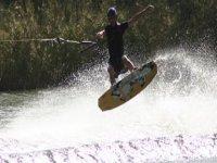 Salto con wake