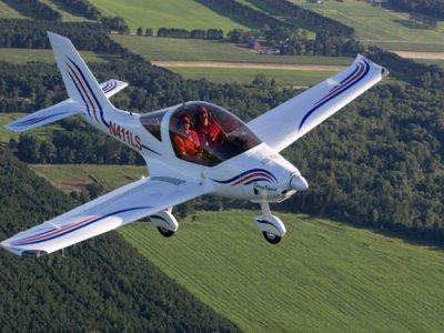 Volo di 30 minuti in ultraleggero TL ULtralight