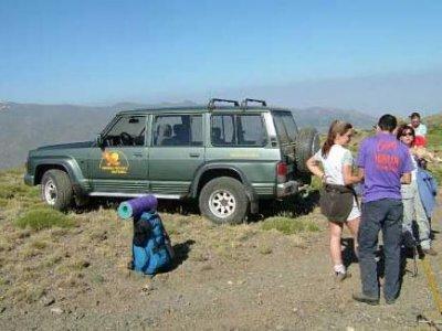 Sierra Nevada Natural Rutas 4x4