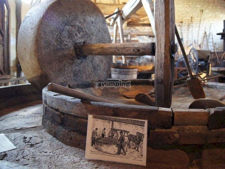 Visitar un Llagar de sidra en Villaviciosa