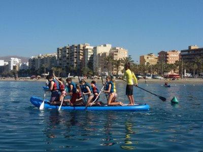 Bahía Náutica Almería Paddle Surf