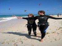 Paradiso del kitesurf