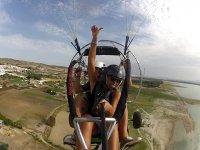 Awesome trike flights
