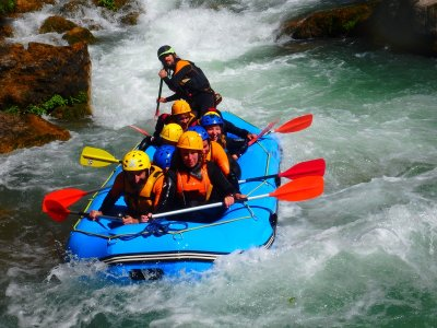 Bachelor/ette Party With Rafting in Montanejos