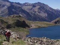 Ibones ( mountain lakes)