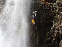 Extreme rappelling