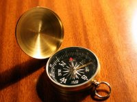 Learn to use the compass