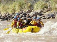 Rafting in Huesca